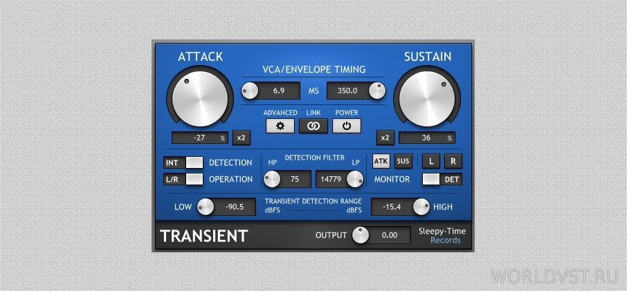 Sleepy-Time DSP - Transient [WiN] [x86 x64] [Free]