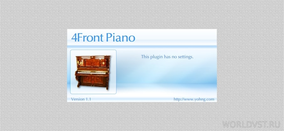 4Front Technologies - 4Front Piano Module [WiN.OSX] [x86 x64] [Free]