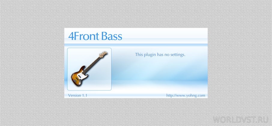 4Front Technologies - 4Front Bass Module [WiN.OSX] [x86 x64] [Free]