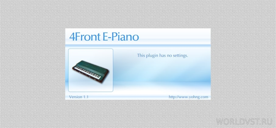 4Front Technologies - 4Front E-Piano [WiN.OSX] [x86 x64] [Free]