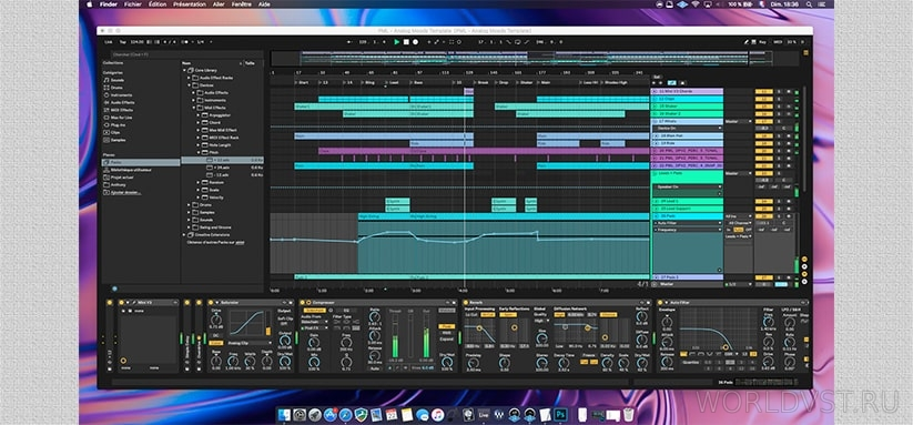 Anthonymilano - Ableton Live 10 Skin 'Dark 2' [Free]