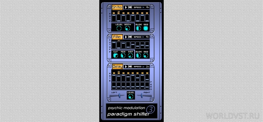 Psychic Modulation - Paradigm Shifter [WiN] [x86] [Free]