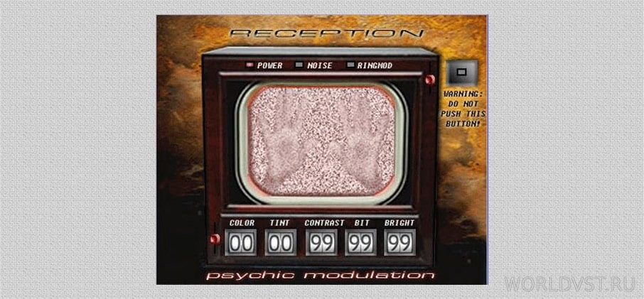 Psychic Modulation - Reception [WiN] [x86] [Free]