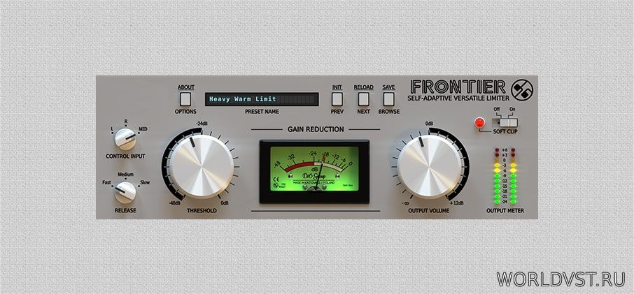 D16 - Frontier Limiter [WiN.OSX] [x86 x64] [Free]