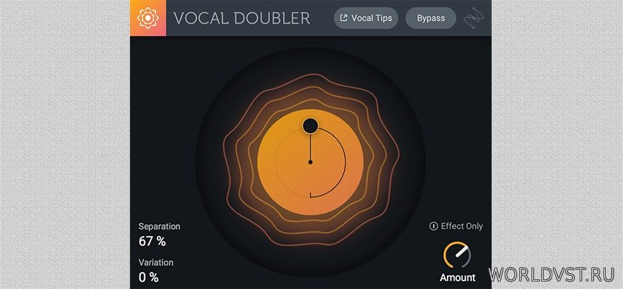 iZotope - Vocal Doubler [WiN.OSX] [x86 x64] [Free]