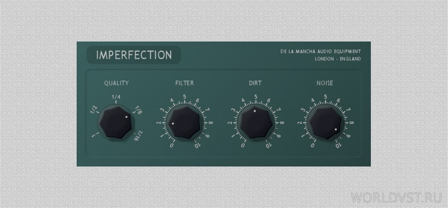 de la Mancha - Imperfection [WiN] [x86] [Free]