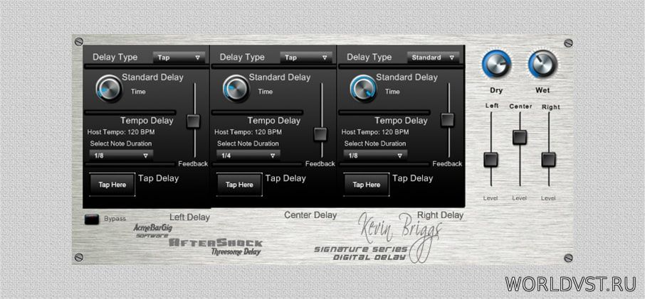 AcmeBarGig - AfterShock Digital Delay [WiN] [x86] [Free]